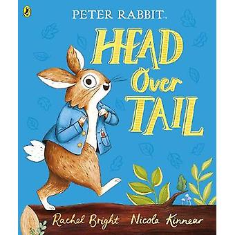Peter Rabbit Head Over Tail inspired by Beatrix Potter's iconic character