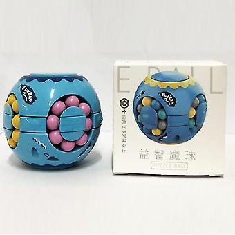 Green finger magic bean burger rubik's cube, children's intelligence gyro fingertip spin,decompression cube az5043