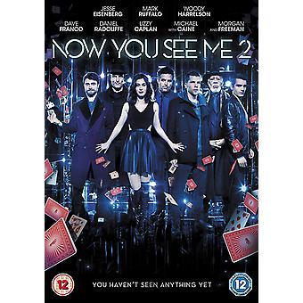 Teraz widzisz mnie 2 DVD