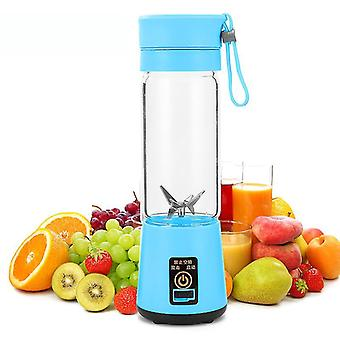 Bærbar Mini Juicer Maker Blender Elektrisk Juicer Cup Usb Oppladbar Juice Cup