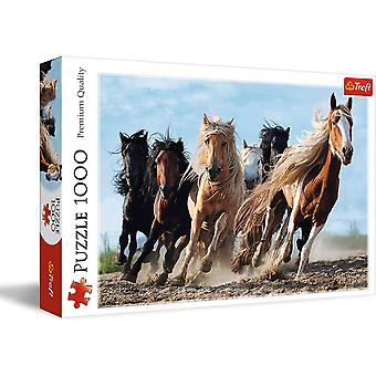 Horses Jigsaw Puzzle - 1000 Pieces