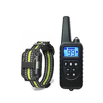 Electric Dog Training Collar Pet Remote Control Waterproof Collars Gn