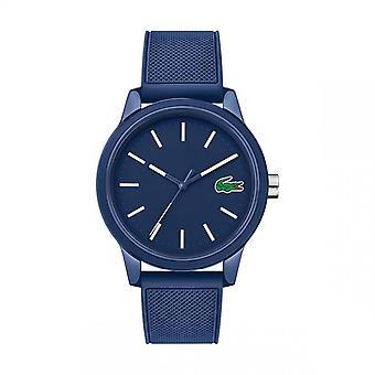 Montre Lacoste 2010987 - Montre Silicone bleu Homme