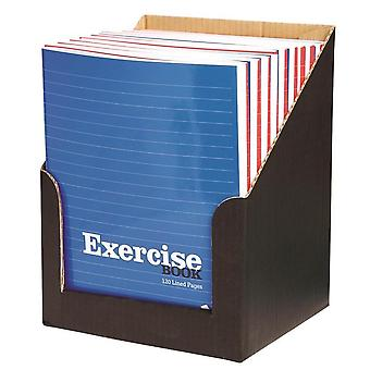 Silvine Exercise Ruled Notebook (Pack of 18)