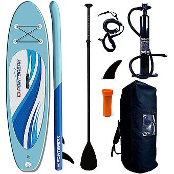 M.Y Pointbreak Paddle Boards 10ft Inflatable Stand Up Paddle Board Paddleboard
