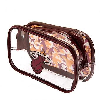 Miami Heat Pencil Case Official Licensed Product
