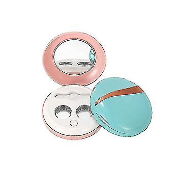 ultralyd kontakt linse rengjøringsmiddel, usb oppladbar kontaktlinse automatisk rengjøringsmiddel (blå)