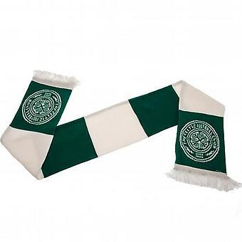 Celtic FC Adults Unisex Bar Scarf