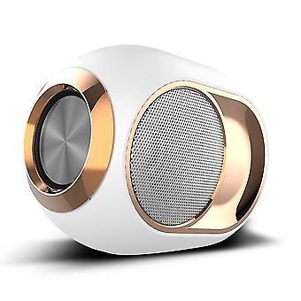 X6 Bluetooth-högtalare - Tws bärbara trådlösa högtalare Utomhus Stereo Music