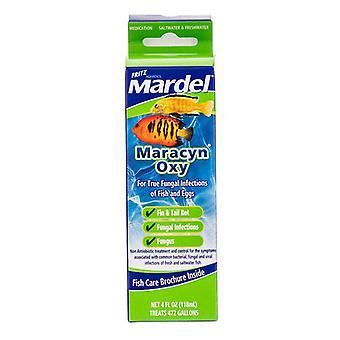 ماردل ماراسن أوكسي الفطرية حوض السمك الدواء - 4 أوقية - (يعامل 472 غالون)
