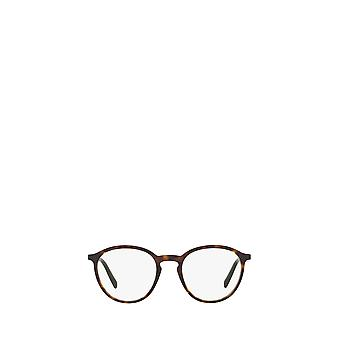 Prada PR 13TV havana male eyeglasses