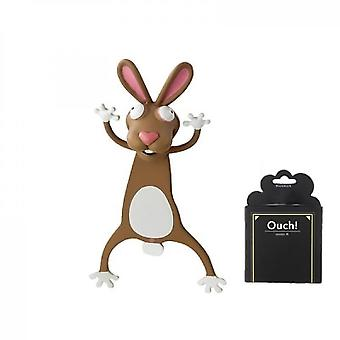 3d Stereo Cute Cartoon Animal Bookmark Of Pages Kids Gifts School Stationery Supplies