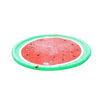 Homemiyn Kinder's Sommer Outdoor Wasser spielgeräte Wassermelone Spray Matte