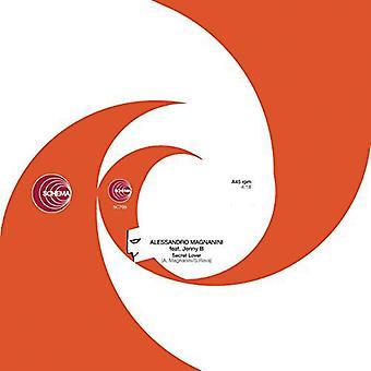 Allesandro Magnanini - Secret Lover-Open Up Your Eyes [Vinyl] USA import