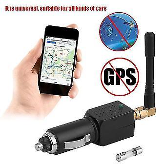 Автомобильный GPS Анти-трек блокиратор Сигнал Экран Позиционирование Системы позиционирования