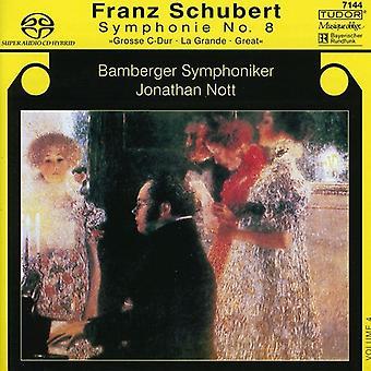 F. Schubert - Schubert: Symphonie No. 8 Grosse [Hybrid Sacd] [SACD] USA import