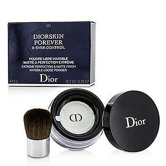 Christian Dior Diorskin para sempre & sempre controlar o pó solto - # 001-8g/0,28 oz