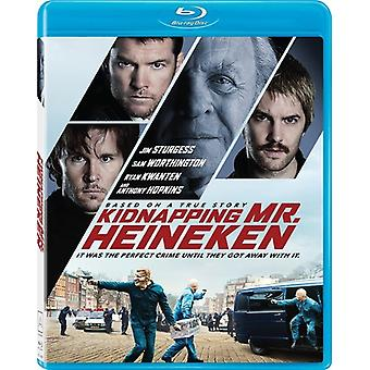 Kidnapping Mr. Heineken [BLU-RAY] USA import
