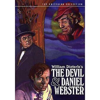 Importer des USA diable & Daniel Webster [DVD]