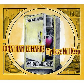 Jonathan Edwards - My Love Will Keep [CD] USA import