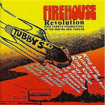 Firehouse Revolution: King Tubbys Production on - Firehouse Revolution: King Tubbys Production on [CD] USA import