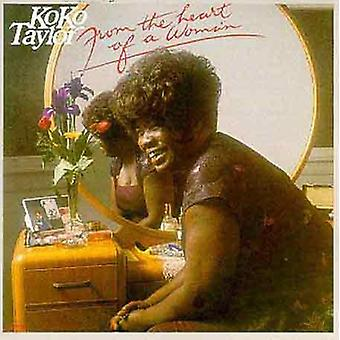 Koko Taylor - From the Heart of a Woman [CD] USA import