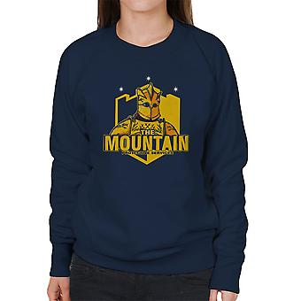 The Mountain Protective Services Gregor Clegane Game Of Thrones Women's Sweatshirt