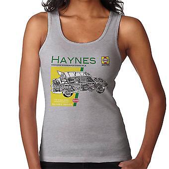 Haynes Owners Workshop Manual Hillman Imp Sport vrouwen Vest