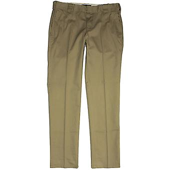 Dickies C 182 Slim Fit Chino spodnie Khaki