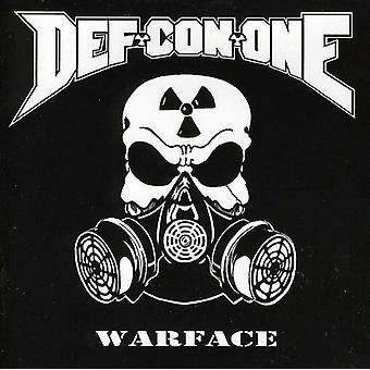 Def-Con-One - Warface [CD] USA import
