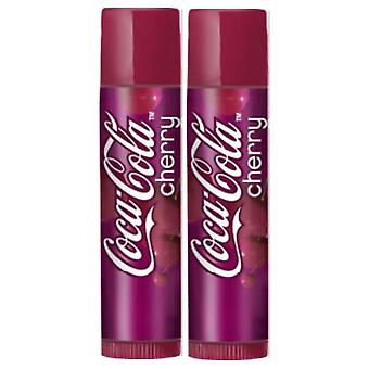 Lip Smacker Coca Cola Cherry Lip Balm (2-Pack)