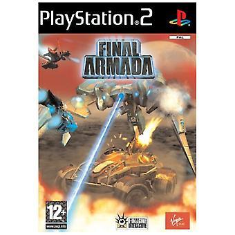 Final Armada (PS2) - As New