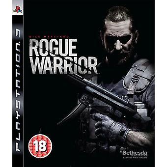 Rogue Warrior (PS3)-nieuw