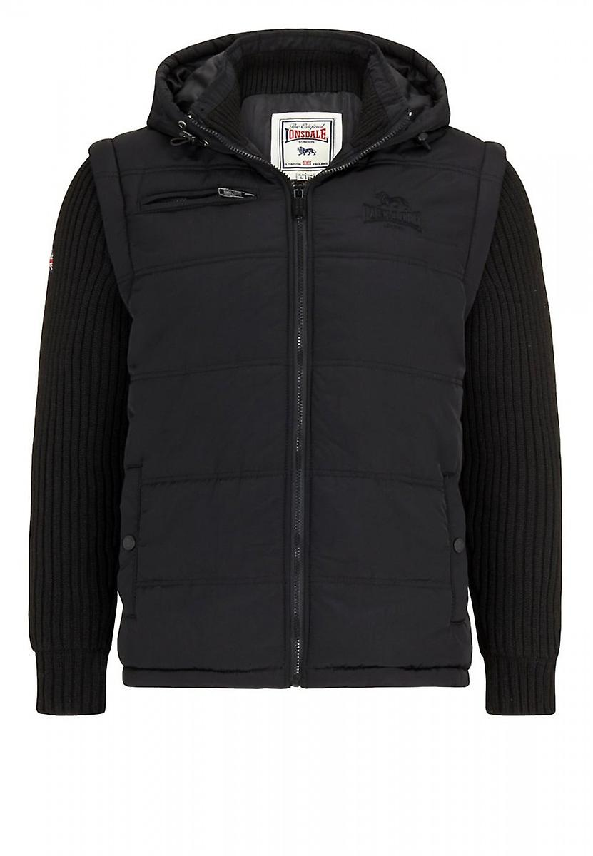 Lonsdale mens jacket Tuxford
