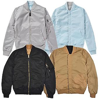 Alpha Industries Men's Bomber Jacket MA-1 VF LW Reversible