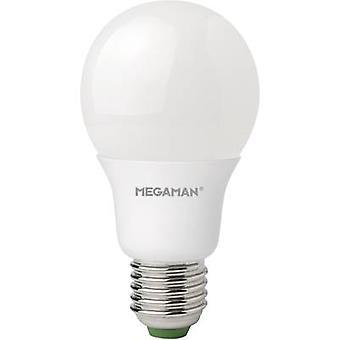 Megaman LED grow light 115 mm 230 V E-27 6.5 W Warm white Pear shape 1 pc(s)
