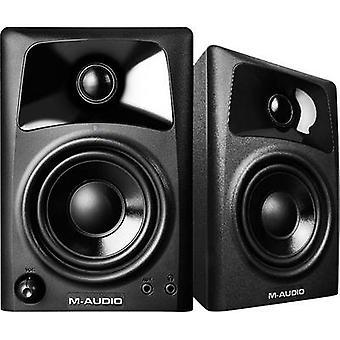 Active surveiller 7 cm 3 AV32 de M-Audio 10 W 1 paire