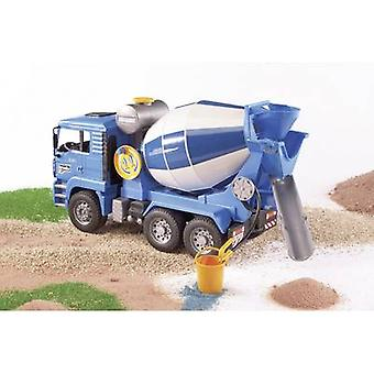 Brother one concrete mixing trucks 2744