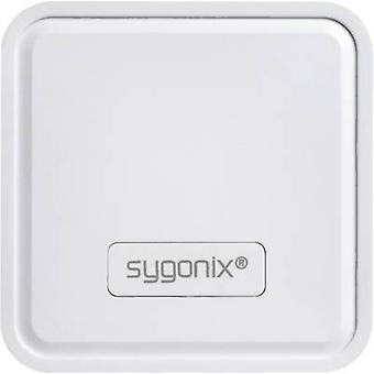 Sygonix Lucca 23620S Night light Square LED (monochrome) RGB Sygonix white (matt)