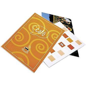 GBC Laminate sheet A7 125 micron glossy 100 pc(s)