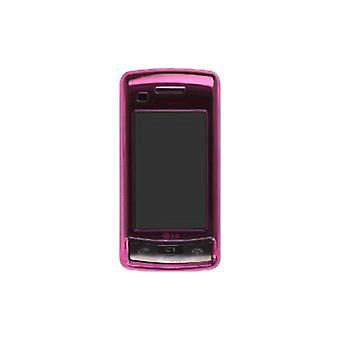Premium Snap-On Case for LG enV Touch VX11000, VX11K - Pink