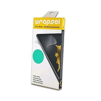 Wrapsol Ultra Drop Scratch Protection Film for Blackberry Curve 3G