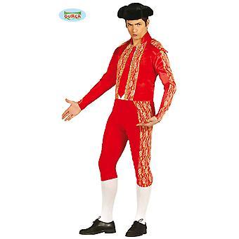 Torero torero costume mens athlètes espagnols