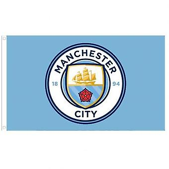 Manchester City Flag CC