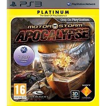 MotorStorm Apocalypse-platina (PS3)-nieuw