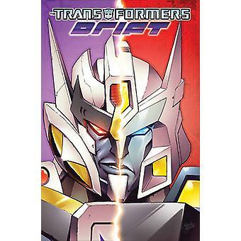 Transformers - Drift by Alex Milne - Shane McCarthy - 9781600108556 Bo