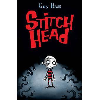 Stitch huvud kille Bass - Pete Williamson - 9781847151834 boka