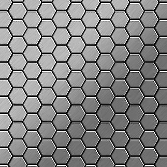 Metal mozaik rozsdamentes acél ötvözet méz-S-S-MB