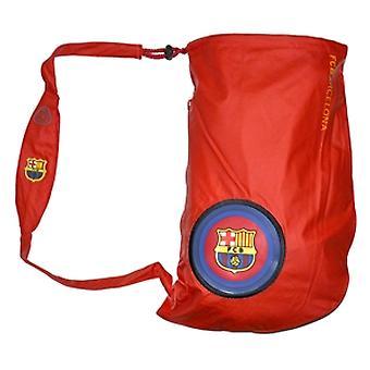 Barcelona Gym Bag (Red)