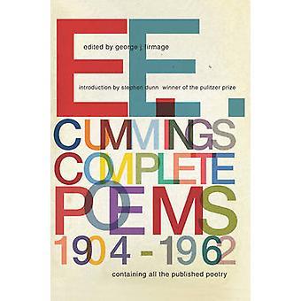 E. E. Cummings - komplett dikter - 1904-1962 av E. E. Cummings - George